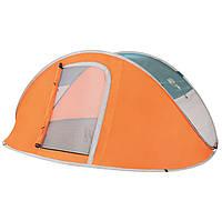 Палатка туристическая трекинговая двухместная Bestway NuCamp, фото 1