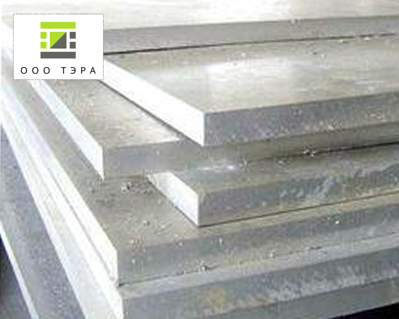 Обрезки алюминиевых плит 120 мм Д16