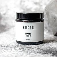 Ruger Matte vol.2 матова паста 100 мл