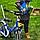 Детский велосипед Puky ZL 16 Alu(blue/football), Германия, фото 8