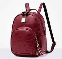 Модный женский рюкзак городской