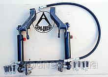 Ф80-4605010 Комплект усиления задней навески на трактор МТЗ с Ц-63