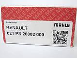 Вкладыши шатунные (STD) на Renault Trafic / Opel Vivaro 1.9dCi (2001-2006) MAHLE (Германия) 021PS20002000, фото 2