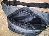 (13*28)Детская сумка на пояс PUMA электрик Оксфорд ткань спортивные барсетки Девочка и мальчик опт, фото 5