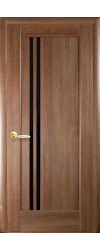 Межкомнатная дверь Делла BLK (полотно)