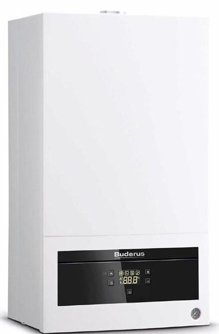 Котел газовий Buderus Logamax U072-24 одноконтурний, 24 кВт, настінний