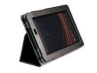 Черный чехол для Acer Iconia Tab A110 из синтетической кожи