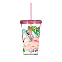 Склянка для води/соку HEREVIN FLAMINGO 0.66 л (арт. 161448-003)