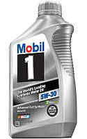 Моторне масло Mobil 1 5W-30 Advanced Full Synthetic (98LL89) 946 мл, фото 1