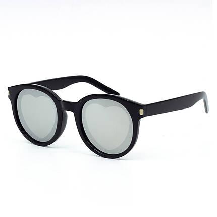 Солнцезащитные очки Marmilen Z3302 черные зеркальные     ( Z3302-05 ), фото 2