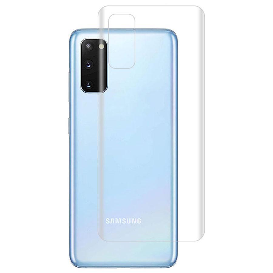 Защитная пленка DK Hydro Gel Film Back для Samsung S20+ (SM-G985) (clear)