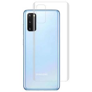Защитная пленка DK Hydro Gel Film Back для Samsung S20 (SM-G980) (clear)