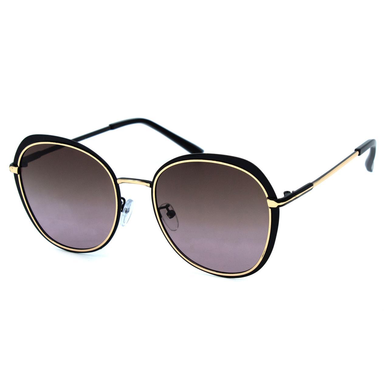 Солнцезащитные очки Marmilen Polar P8707 C1 черные с градиентом   ( ROP8707-01 )