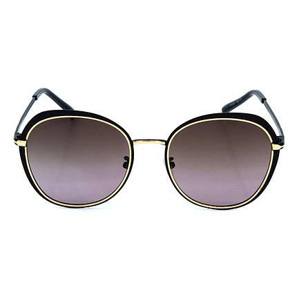 Солнцезащитные очки Marmilen Polar P8707 C1 черные с градиентом   ( ROP8707-01 ), фото 2