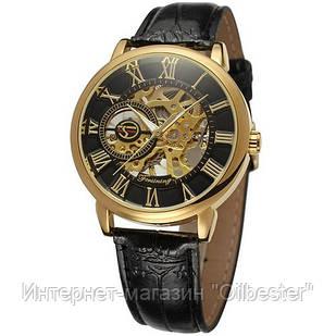 Forsining 8099 Black-Gold-Black
