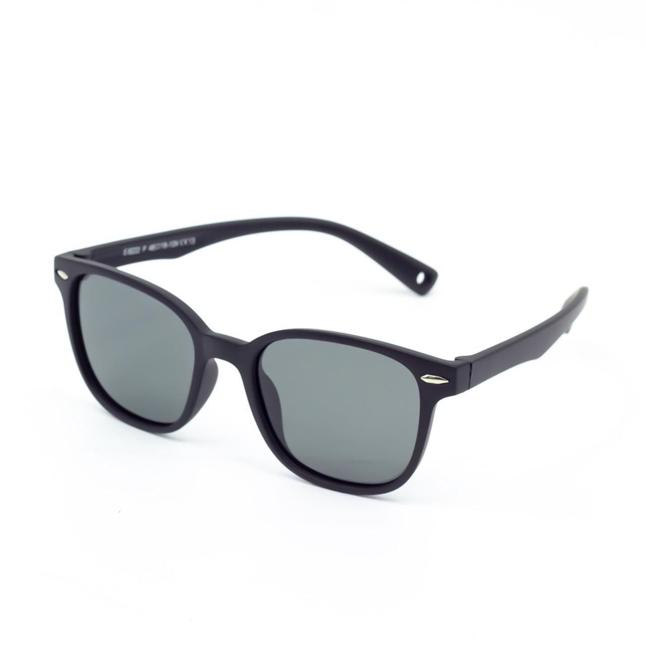 Солнцезащитные очки Marmilen Polar S8222P C13 черные  матовые  ( KAS8222P-13 )