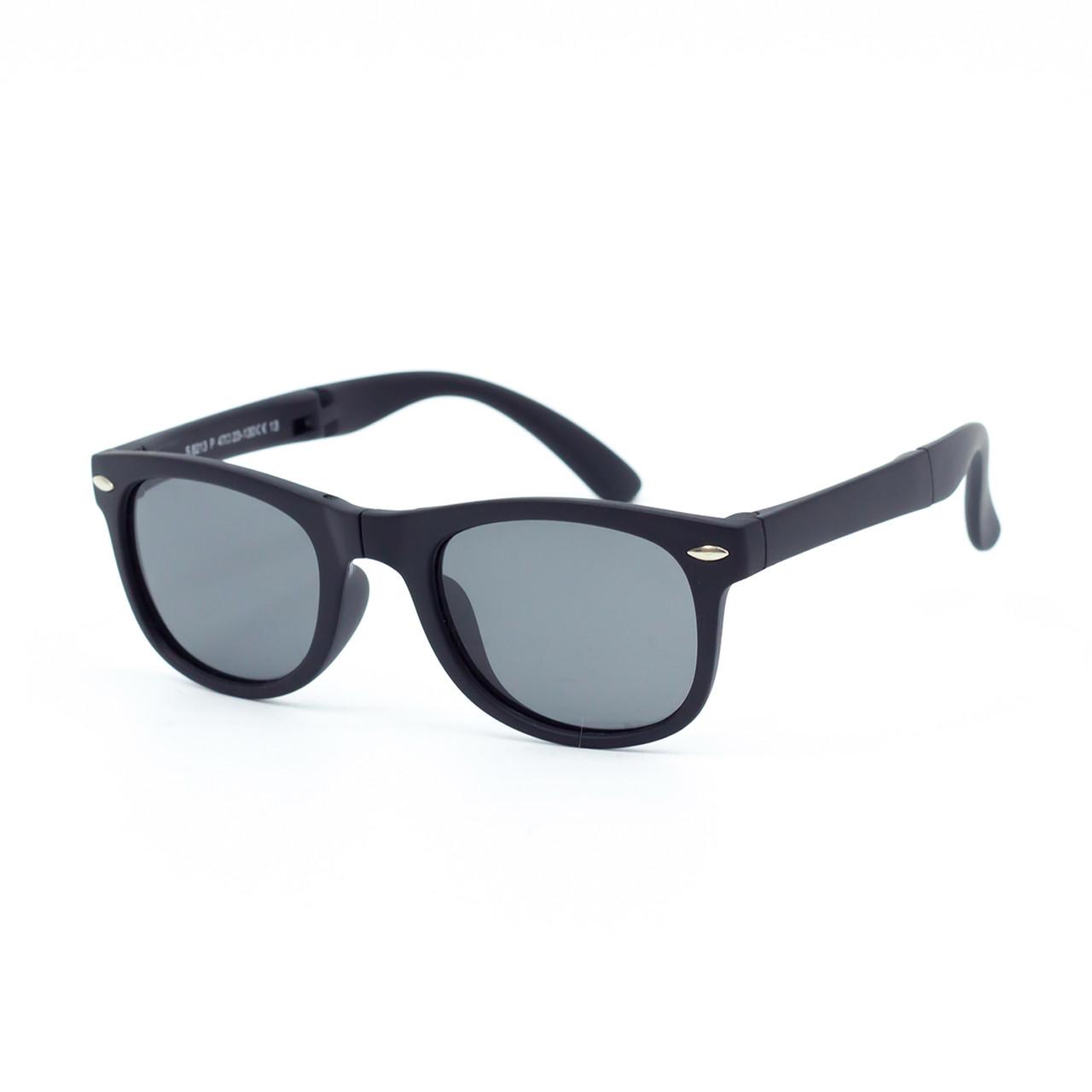 Солнцезащитные очки Marmilen Polar P8213P C13 черные матовые   ( KAP8213P-13 )