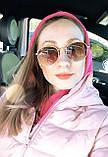 Очки солнцезащитные брендовые под Ray Ban коричневые недорогие копии, фото 9