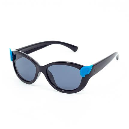 Сонцезахисні окуляри Marmilen P1860 C1 чорні ( KAP1860-01 ), фото 2