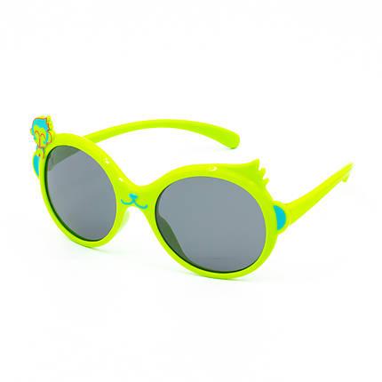 Солнцезащитные очки Marmilen P18145 C5 салатовые     ( KAP18145-05 ), фото 2