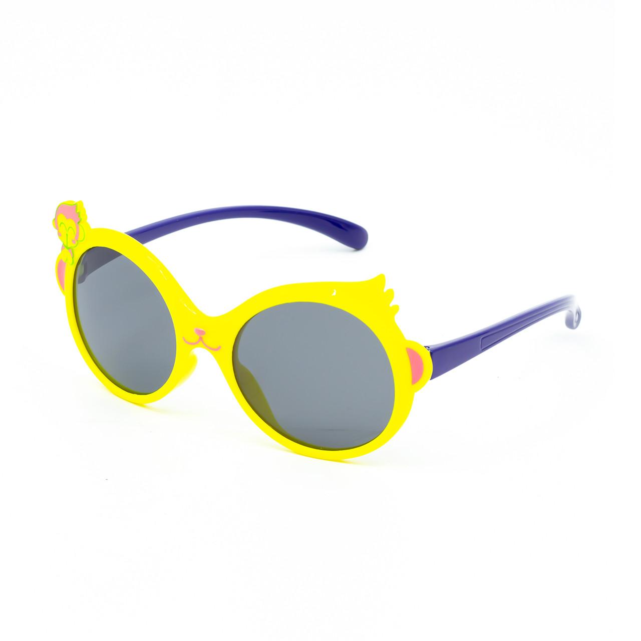 Солнцезащитные очки Marmilen P18145 C1 желтые с синим    ( KAP18145-01 )