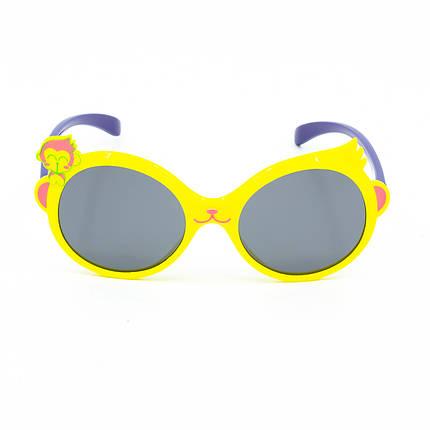 Солнцезащитные очки Marmilen P18145 C1 желтые с синим    ( KAP18145-01 ), фото 2