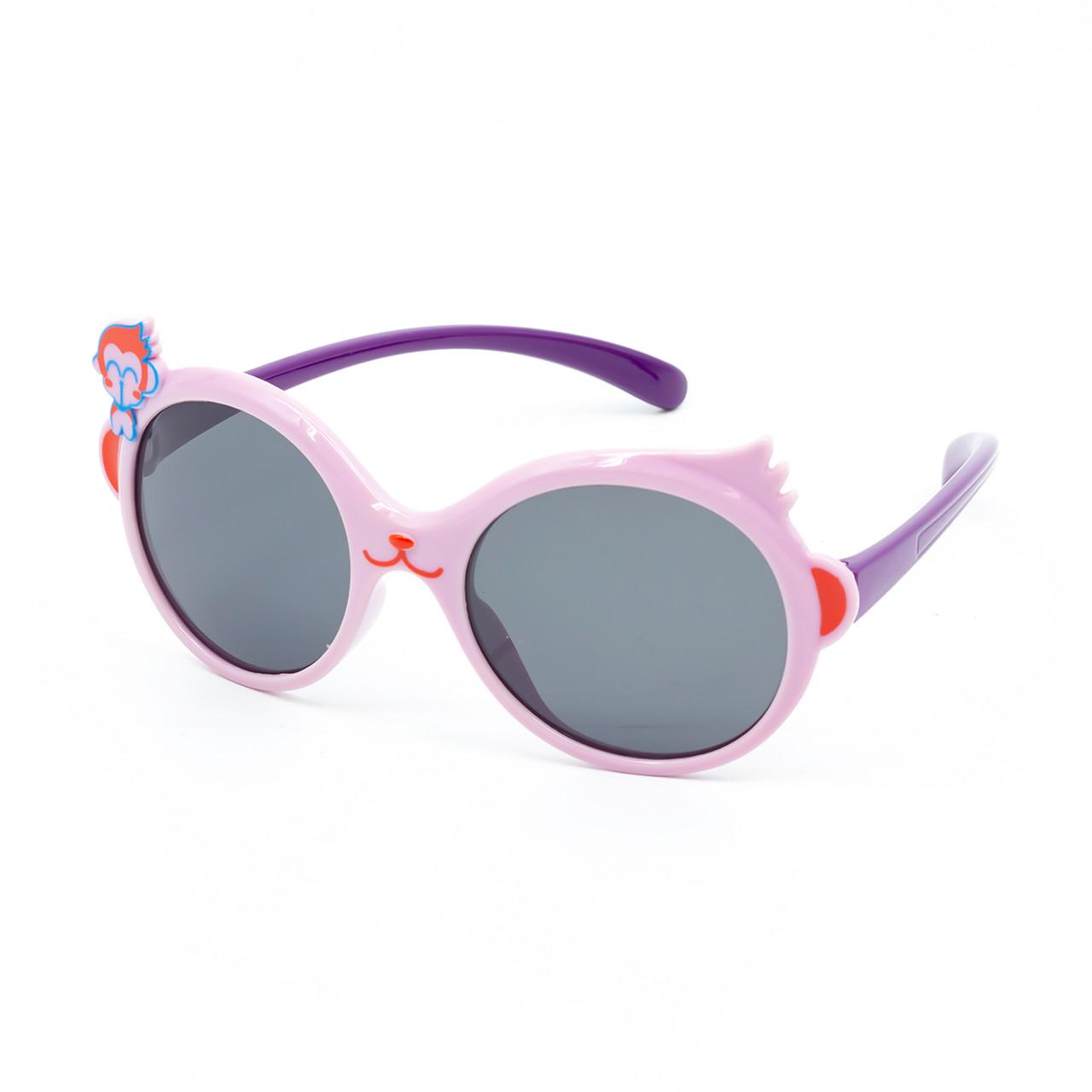 Солнцезащитные очки Marmilen P18145 C8 лавандово  сиреневые    ( KAP18145-08 )