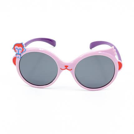Солнцезащитные очки Marmilen P18145 C8 лавандово  сиреневые    ( KAP18145-08 ), фото 2