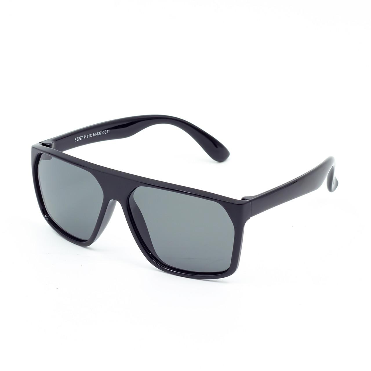 Солнцезащитные очки Marmilen S8227P C11 черные     ( KAS8227P-11 )