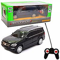 Игрушка машина автопром на радиоуправлении Мерседес Бенц GL500 черный (8827), фото 1