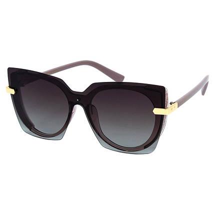 Солнцезащитные очки Marmilen TR-90 9954 C5 розово бежевые     ( 9954S-05 ), фото 2