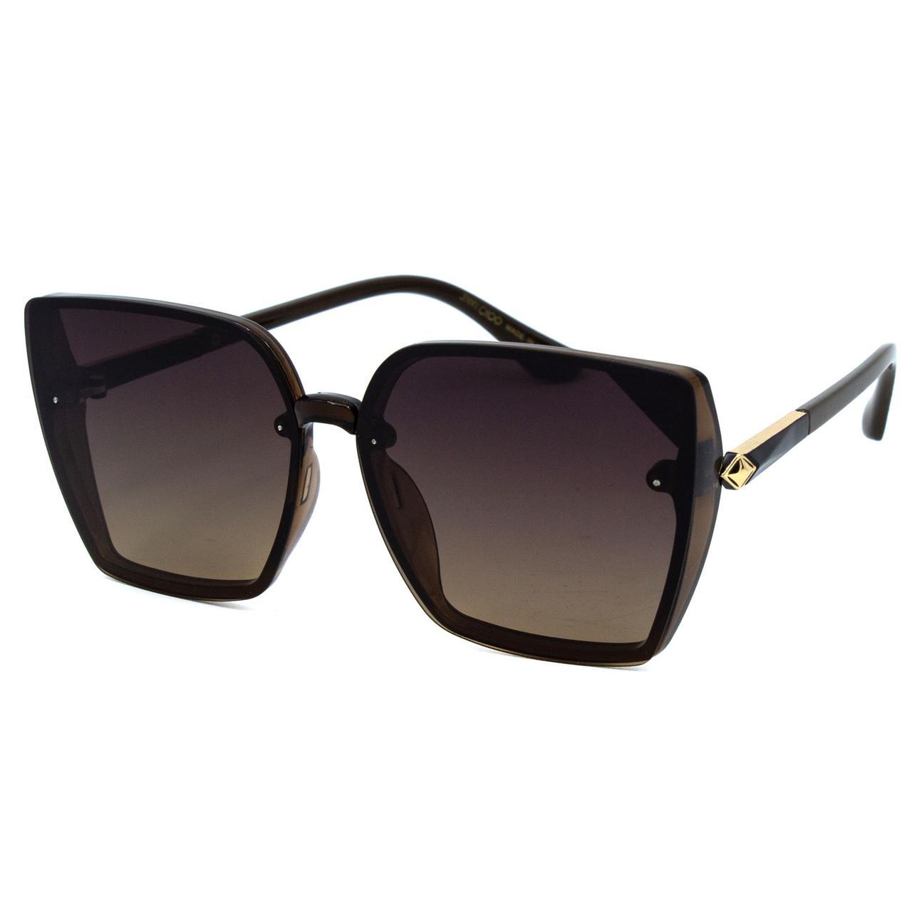 Солнцезащитные очки JC R9965 C3 коричневые     ( R9965-03 )