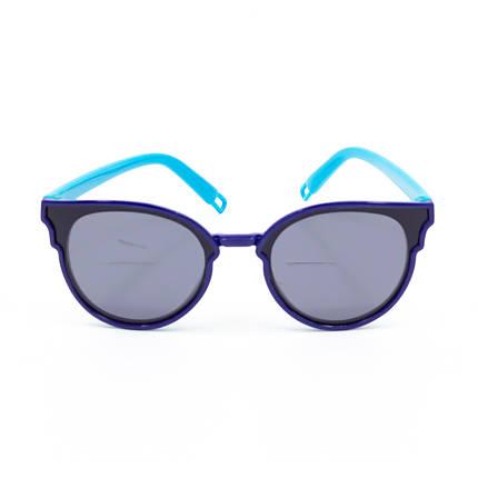 Солнцезащитные очки Marmilen P17125 C5 синие с голубым    ( KAP17125-05 ), фото 2