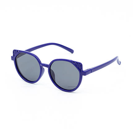 Солнцезащитные очки Marmilen P18138 C2 синие     ( KAP18138-02 ), фото 2