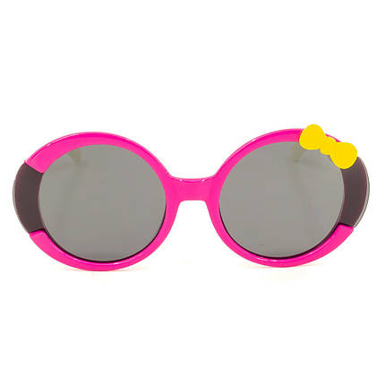 Солнцезащитные очки Marmilen P16136 C3 розовые с белым    ( KAP16136-03 ), фото 2