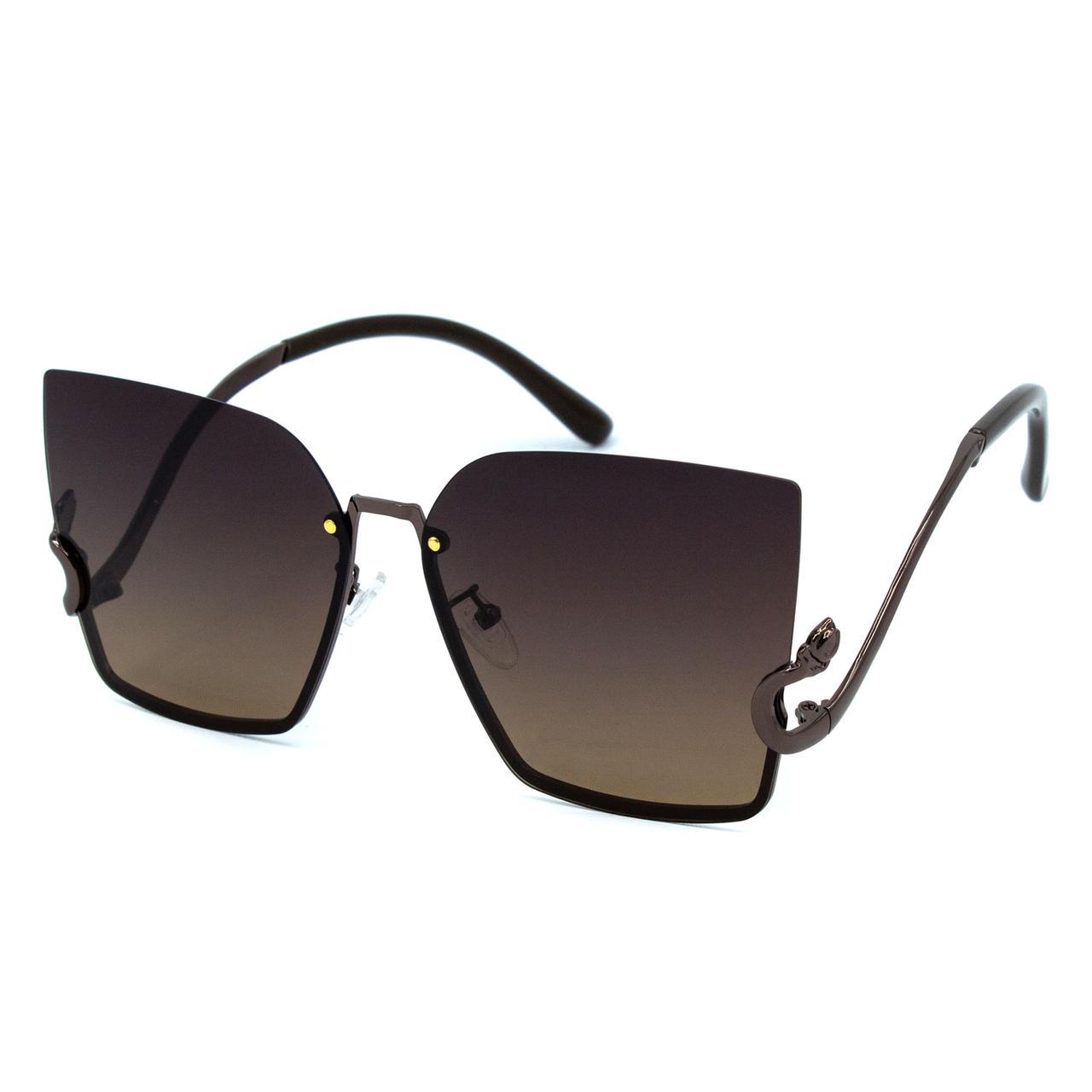 Солнцезащитные очки Marmilen 77005 C4 коричневые     ( 77005-04 )
