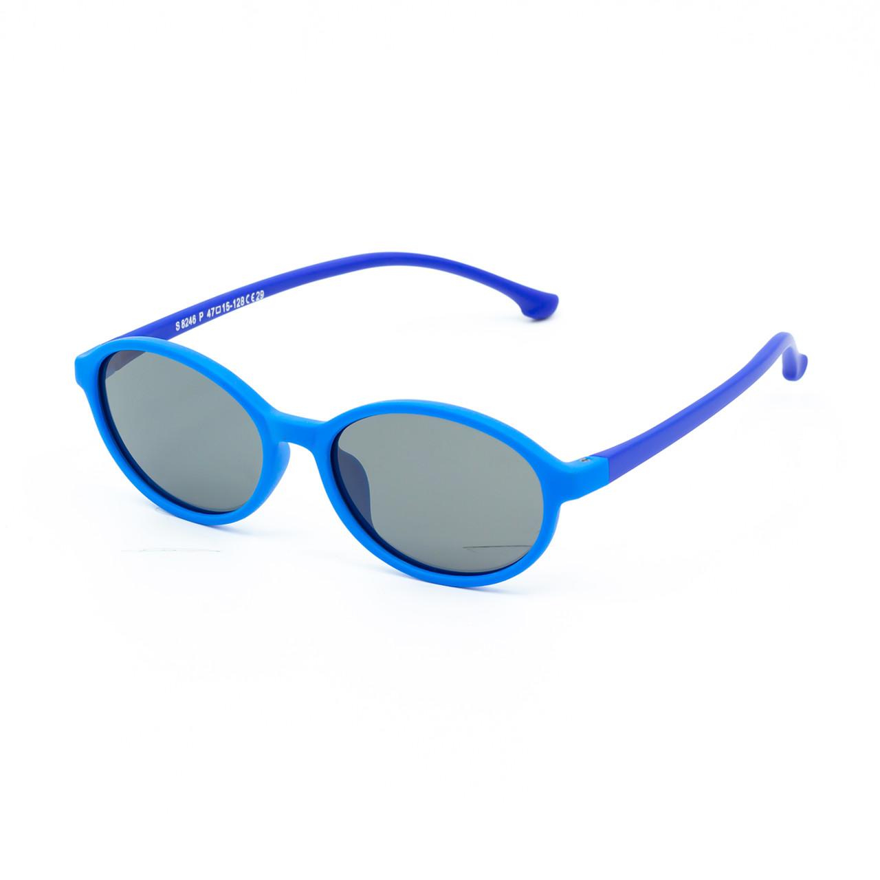 Солнцезащитные очки Marmilen S8246P C29 голубые с синим    ( KAS8246P-29 )