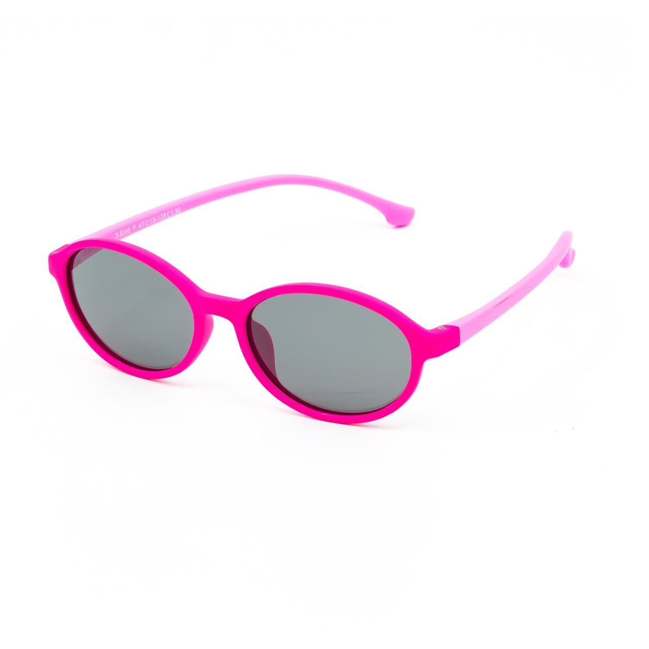 Солнцезащитные очки Marmilen S8246P C30 малиновые     ( KAS8246P-30 )
