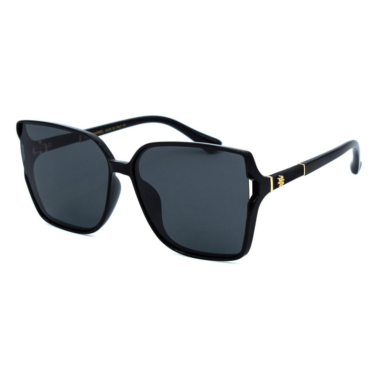 Солнцезащитные очки Ch R3964 C1 черные     ( R3964-01 )