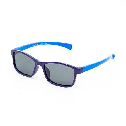 Солнцезащитные очки Marmilen S8260P C31 темно синие  с голубым    ( KAS8260P-31 ), фото 2