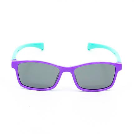 Солнцезащитные очки Marmilen S8260P C34 сиреневые с мятой     ( KAS8260P-34 ), фото 2