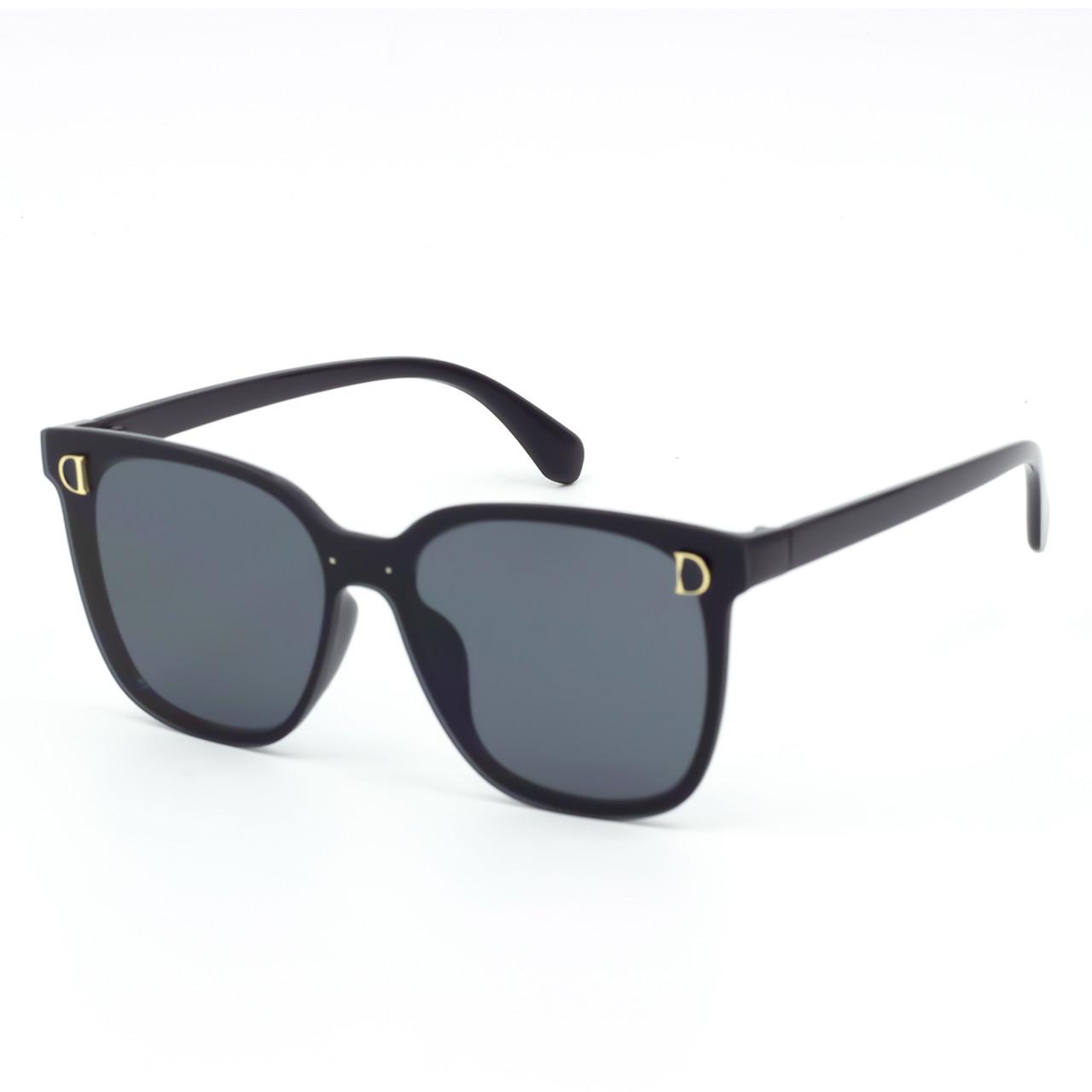 Солнцезащитные очки Marmilen 9115 C1 черные     ( KA9115-01 )