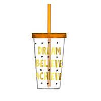Склянка для води/соку HEREVIN GOLD DREAM 0.66 л (арт. 161448-009)