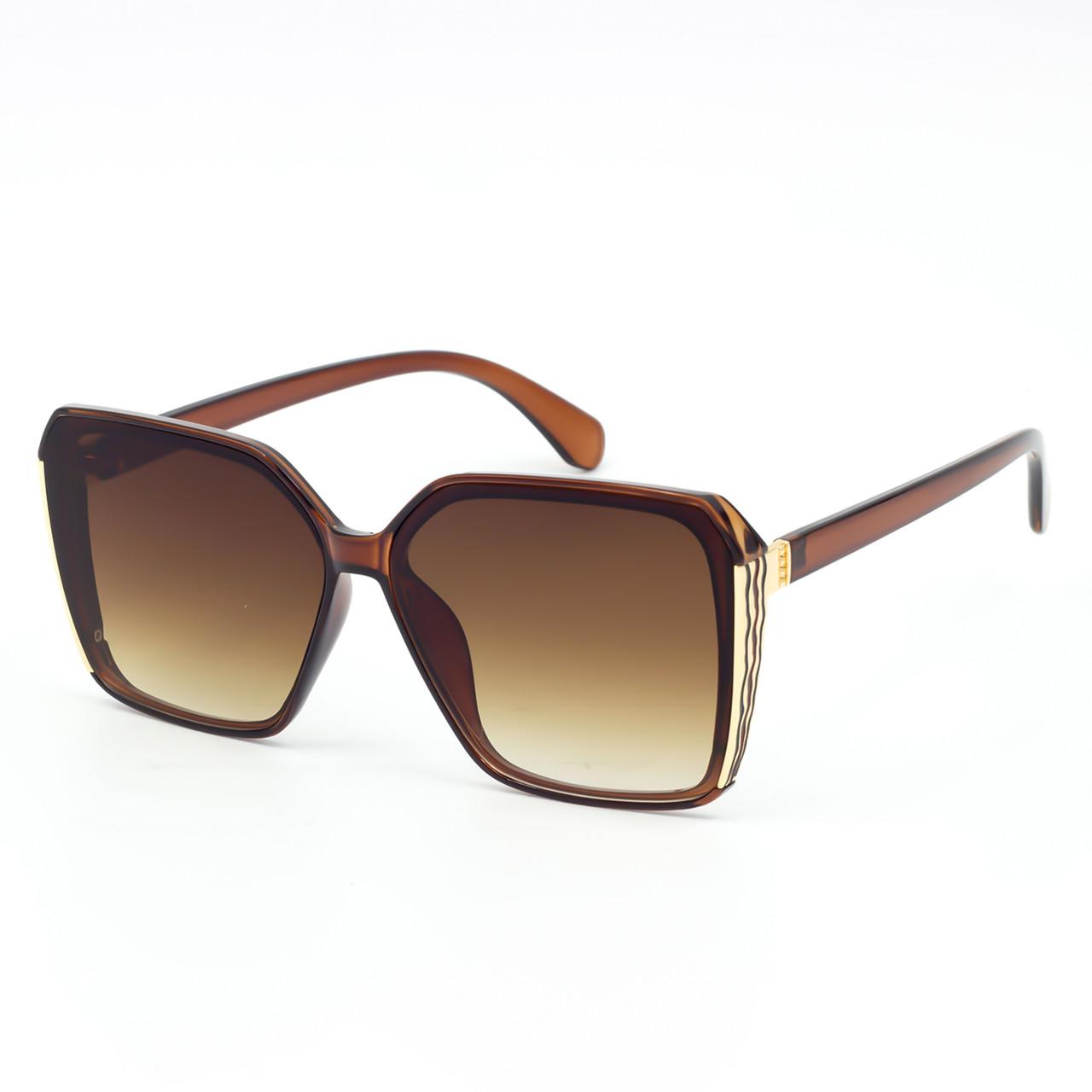 Солнцезащитные очки Marmilen 9135 C2 коричневые     ( KA9135-02 )