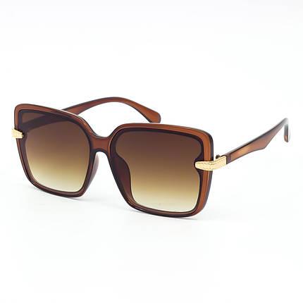 Сонцезахисні окуляри Marmilen 9134 C2 коричневі ( KA9134-02 ), фото 2