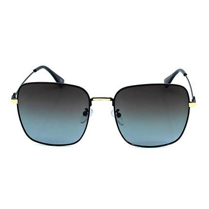 Солнцезащитные очки Marmilen Polar 72005 C3 черные с синим   ( 72005-03 ), фото 2