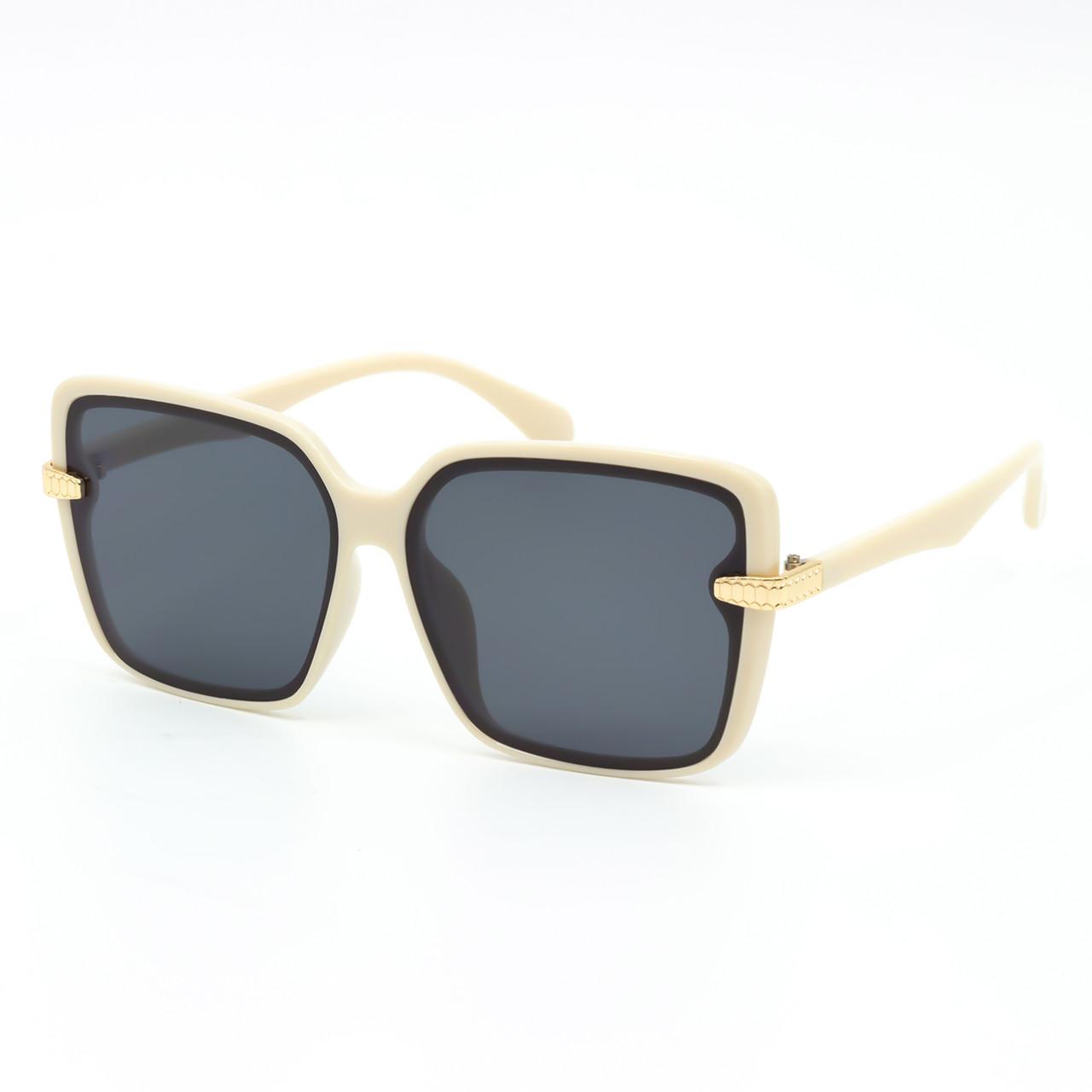 Солнцезащитные очки Marmilen 9134 C4 бежевые     ( KA9134-04 )