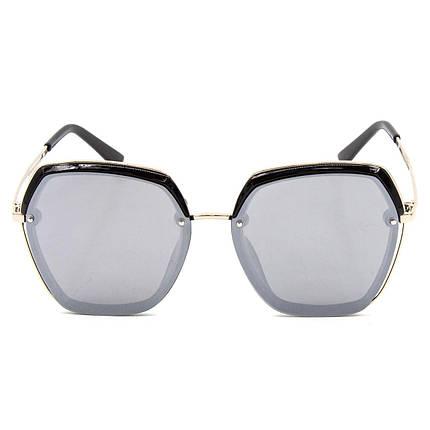 Солнцезащитные очки Marmilen Polar 2212 T1-3 белые с зеркальным покрытием   ( 2212-T1-3 ), фото 2