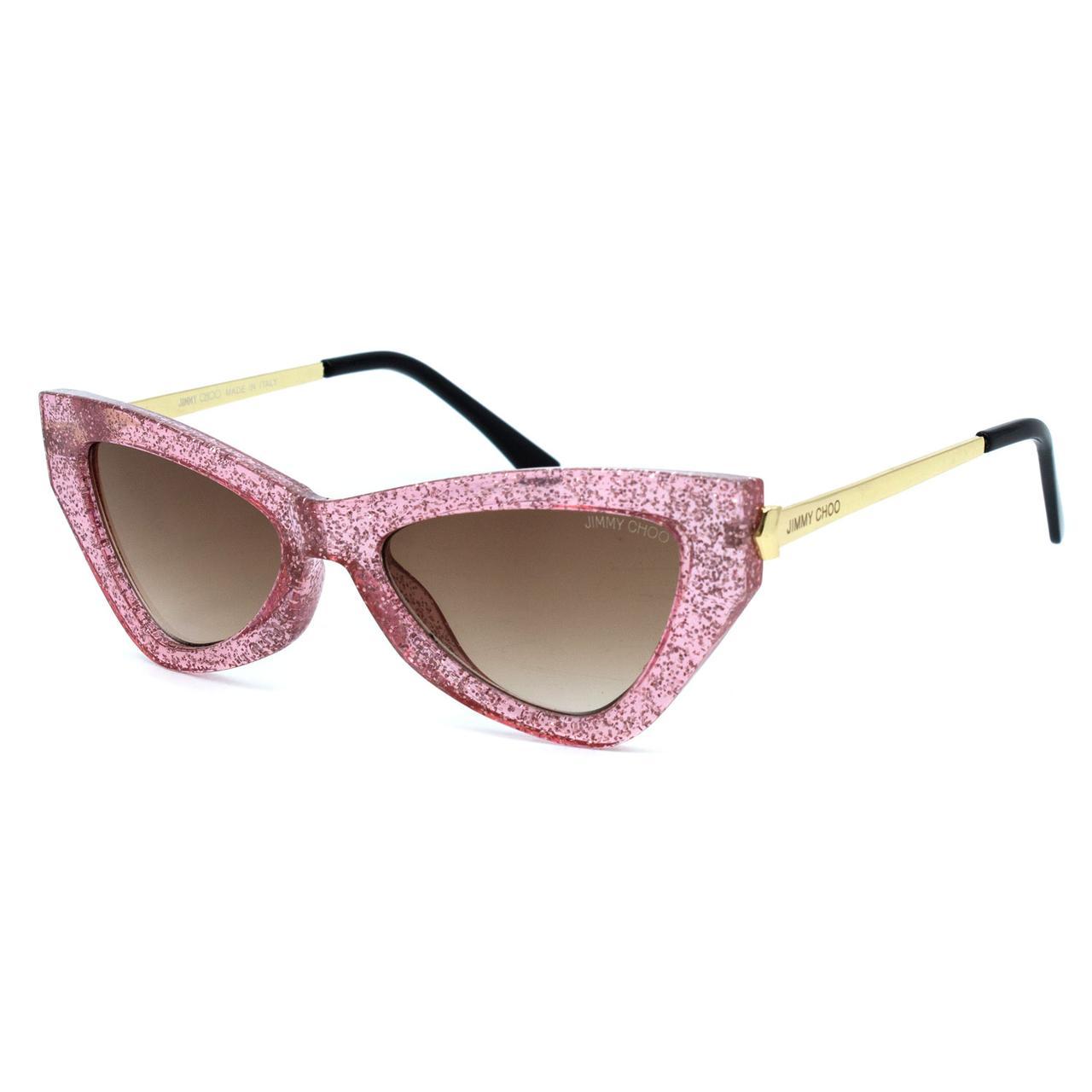 Сонцезахисні окуляри Jimmy Choo R1911 C2 рожеві ( R1911-02 )