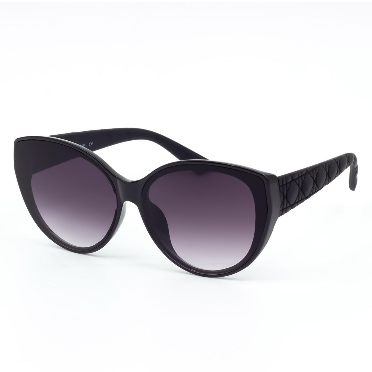 Солнцезащитные очки Marmilen 2012 C1 черные глянцевые    ( 2012-01 )